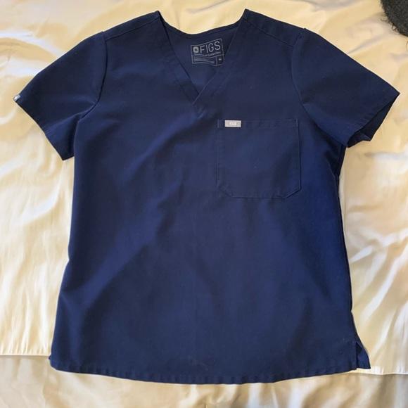 Navy Figs scrubs set!